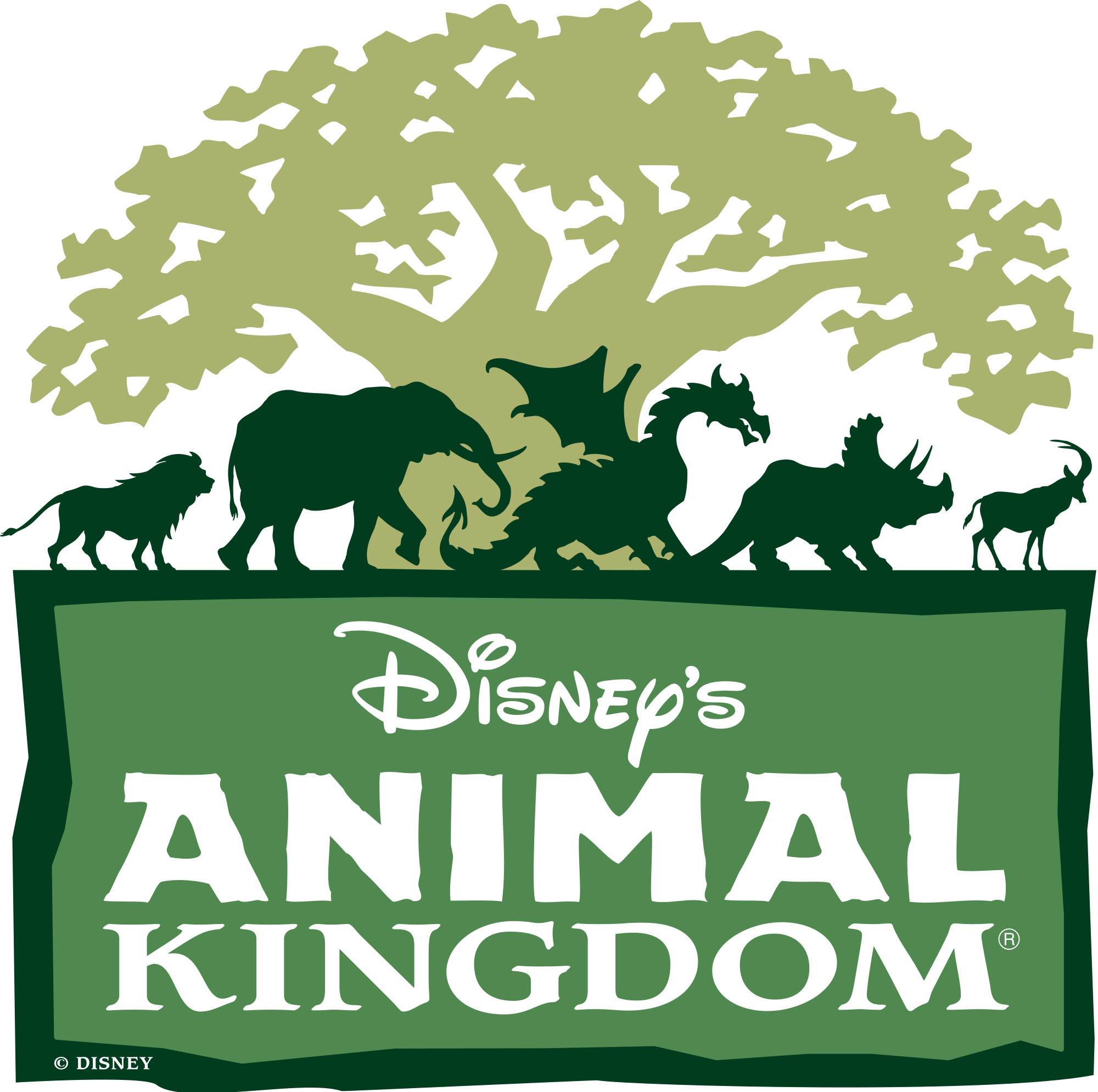 animal kingdom logo png