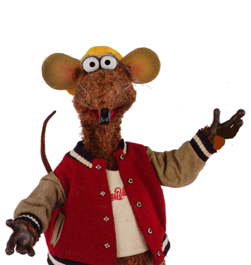 Animal muppet png. Image rizzo muppets show