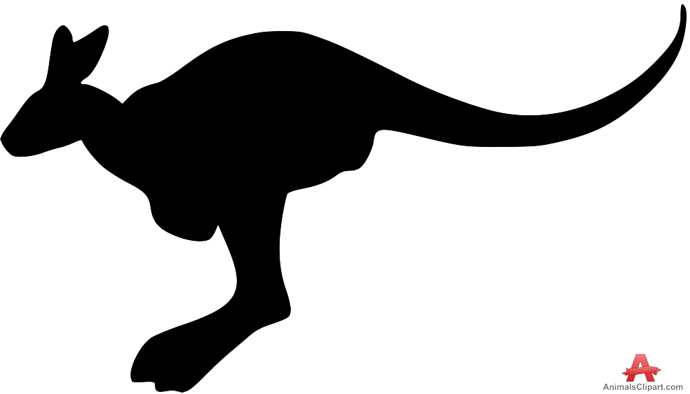 animals clipart silhouette