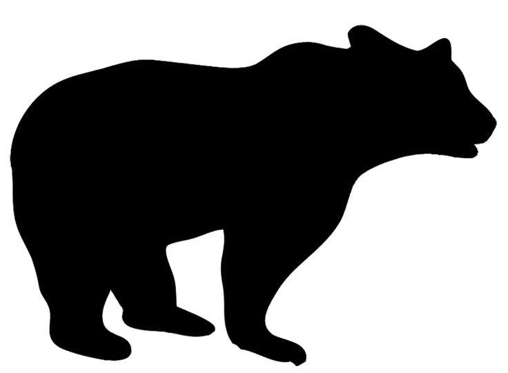 Animals clipart silhouette. Best art images