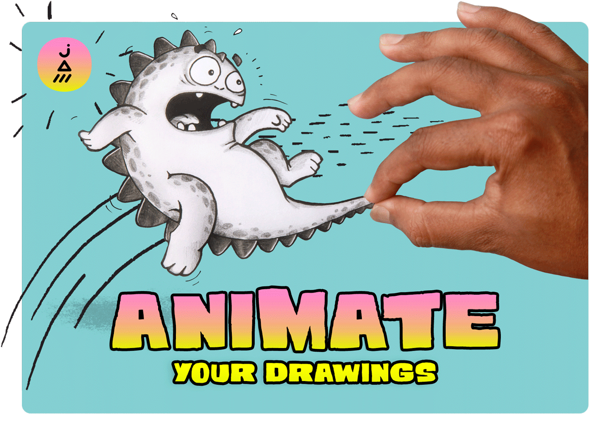 Animate drawing children's. Your drawings jam