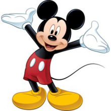 Animate drawing mickey mouse. Wikipedia