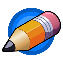 Animate drawing pencil. D animation opensource software