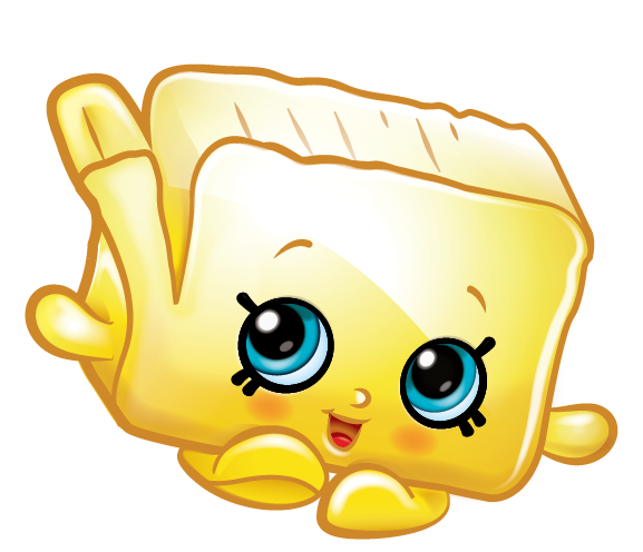 Animated butter png. Image betsy art shopkins