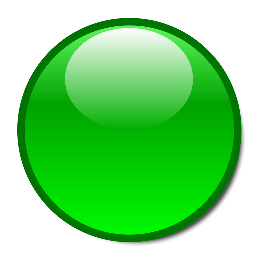 Green sphere png