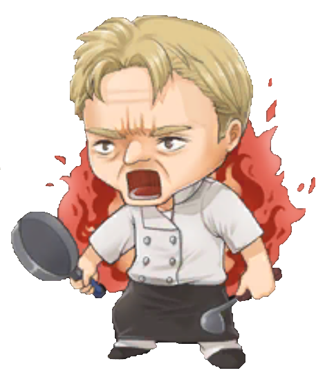 Animated chef png. Image mystic messenger wiki