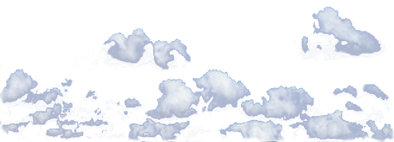 Animated clouds png. Css