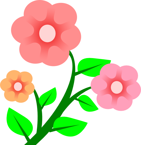 Animated flower png. Flowers roses clip art