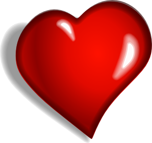 Heart, png. Animated heart clipart images