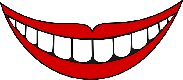 Animated mouth png. Cartoon clipart