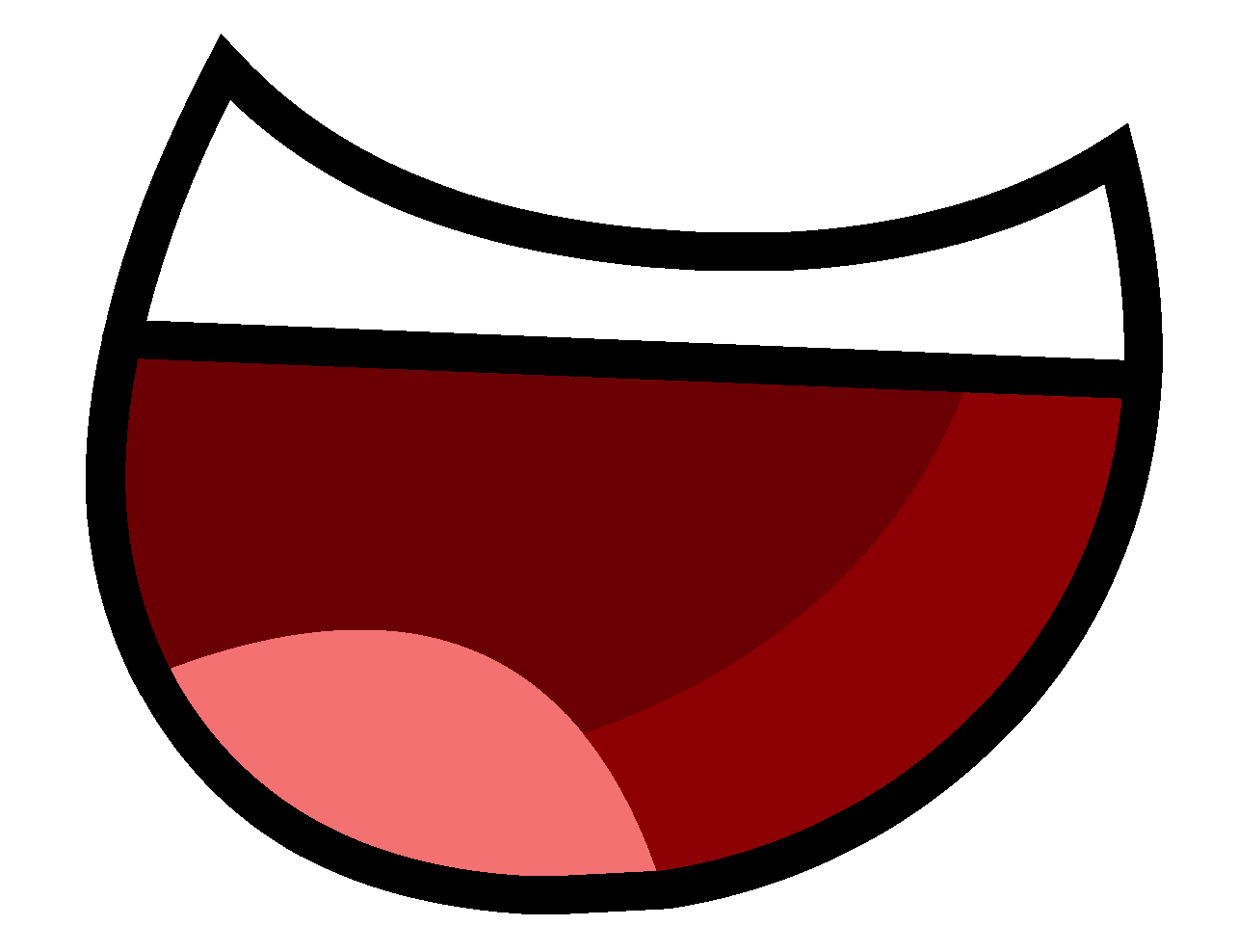 Smile mouth png. Free animated cliparts download