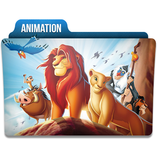 Animated png download. Animation icon movie genres