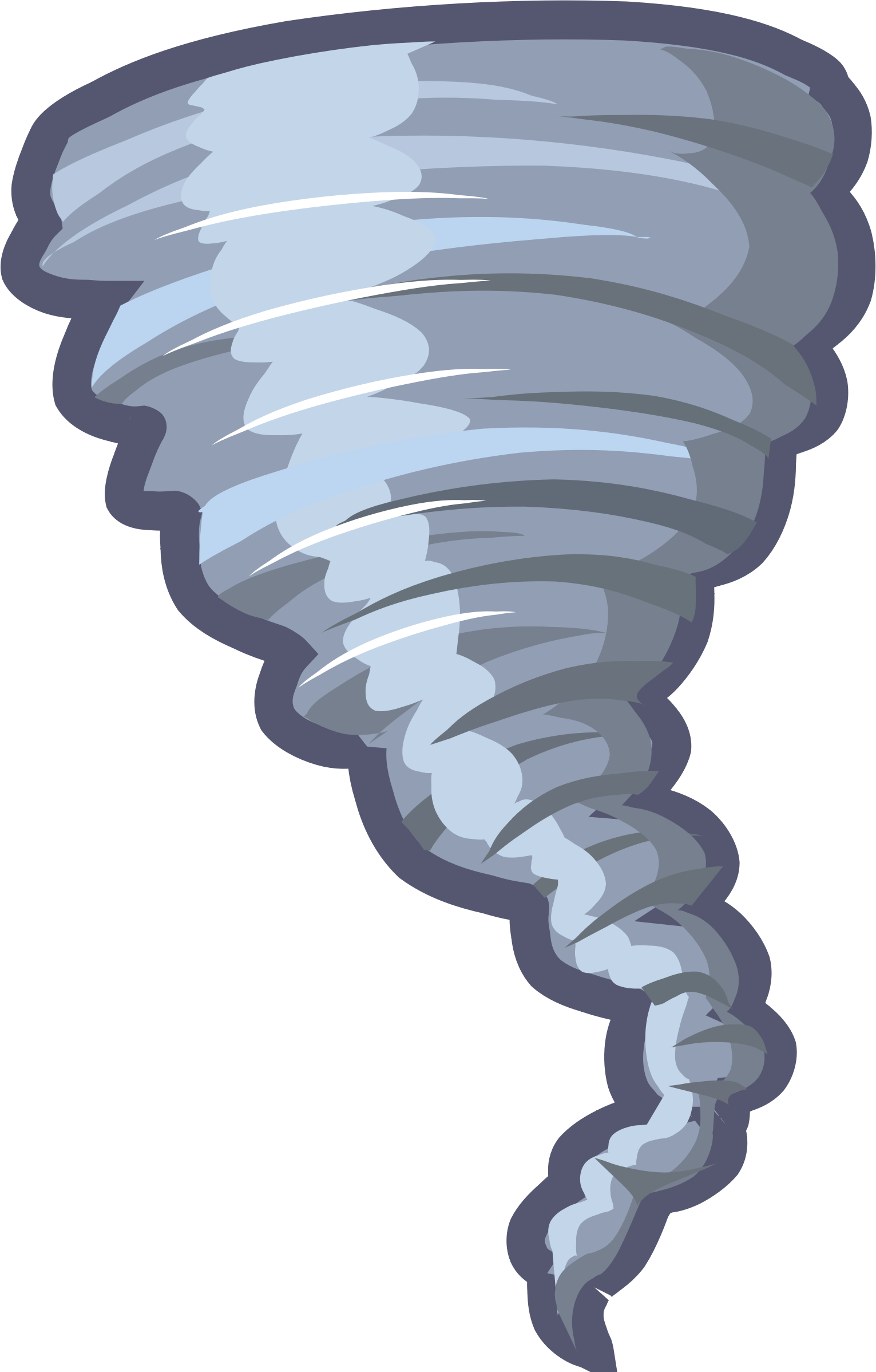 Animated png images. Cartoon tornado animation icons