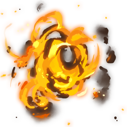 Animated png photoshop. Animations thomas schmall explosion