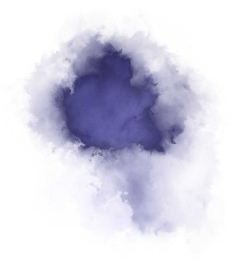 Cartoon smoke cloud png. Misc element by dbszabo