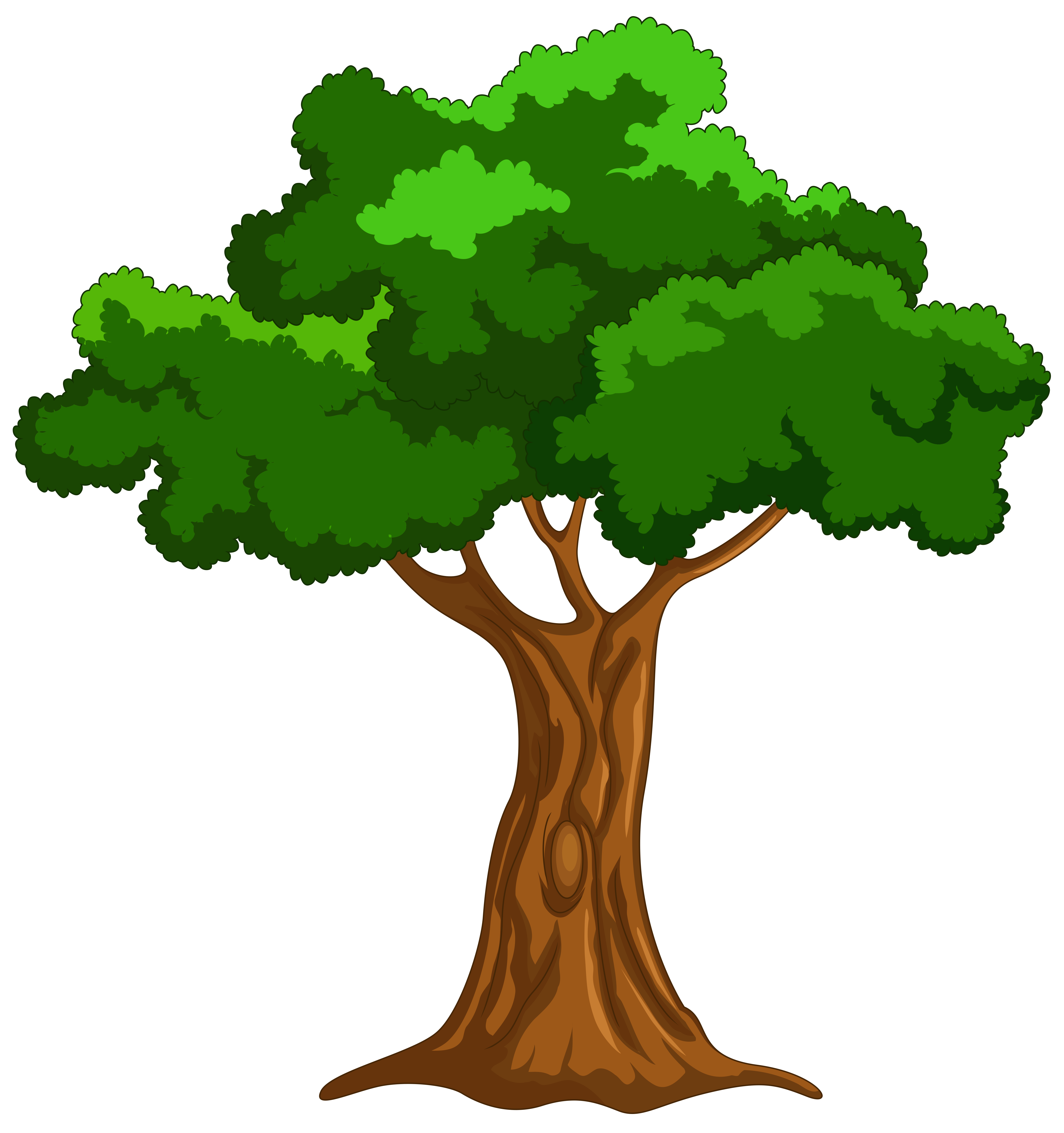 Clip art best web. Tree cartoon png svg black and white download