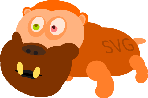 Animation vector based. Taming the svg beast