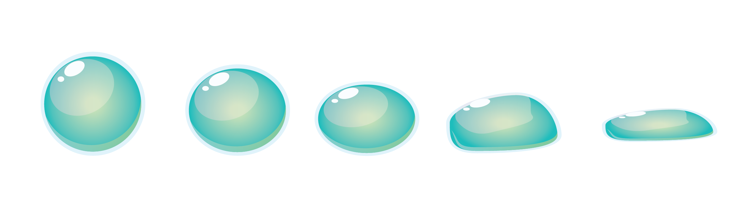 Animation vector file. Ball include opengameart org
