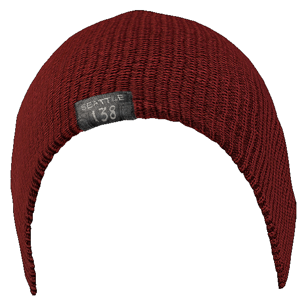 red beanie png