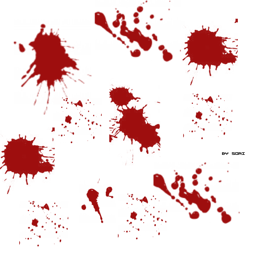 Anime blood png. By chenjing on deviantart