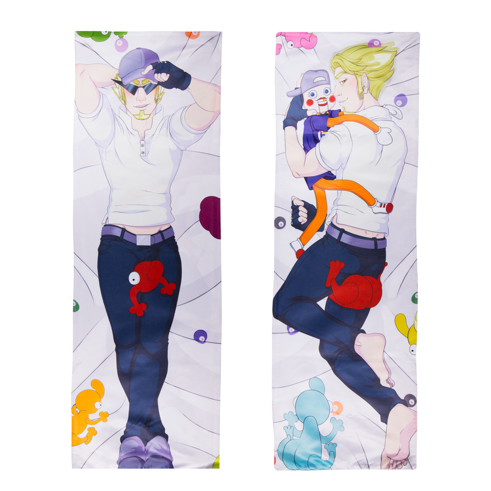 anime body pillow png
