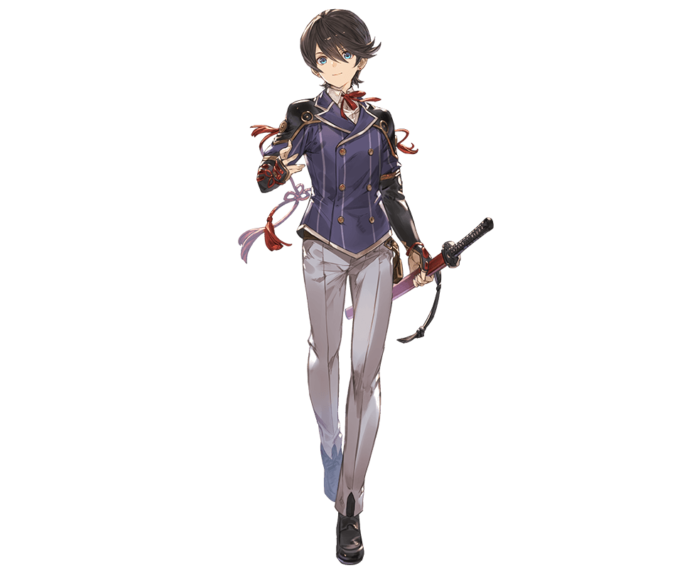 anime boy full body png
