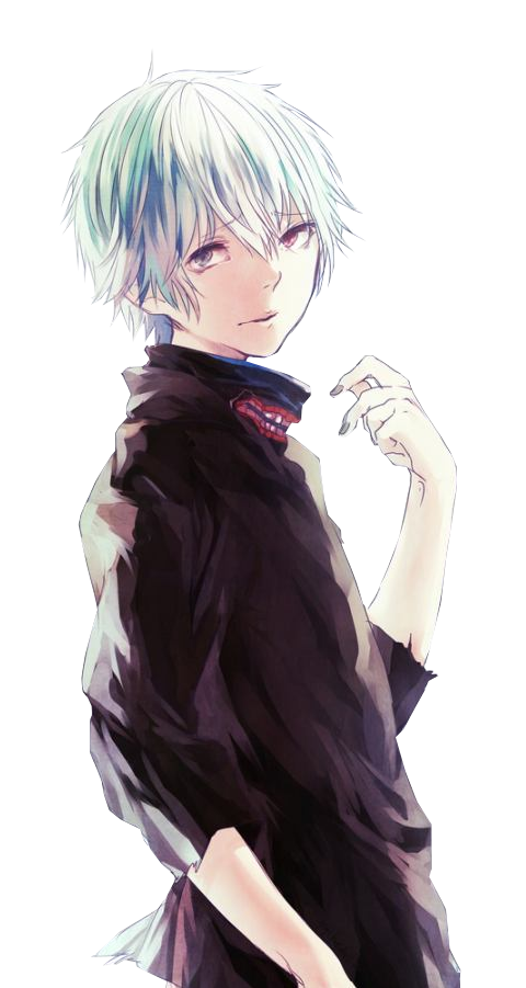 Anime boy png. Render by shikisen on