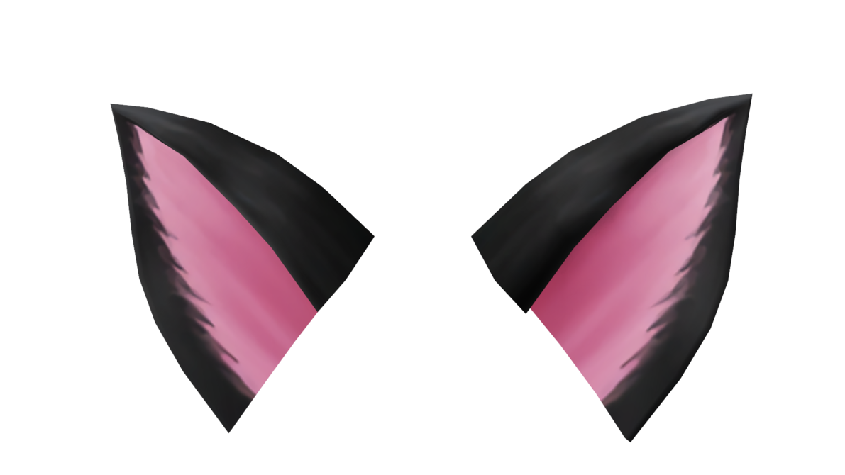 Cat ears png. Anime image