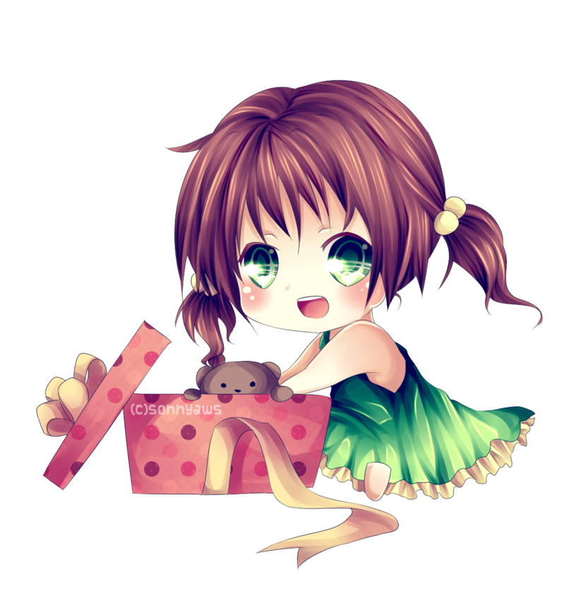 Anime child png. Midori by sonnyaws on