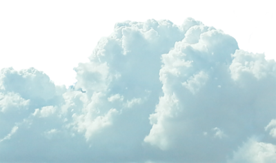 Blue sky with clouds png. Anime image