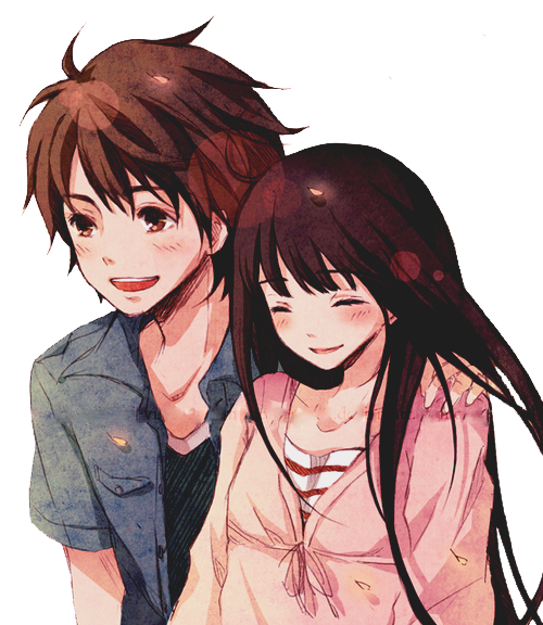 anime couple png tumblr