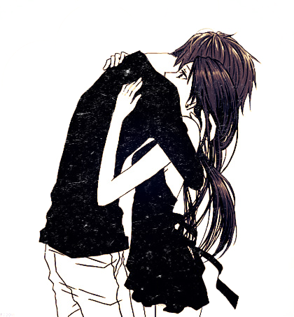 Couple tumblr png. Anime uploaded by on