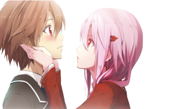 Anime couple png tumblr. Guilty crown series inori