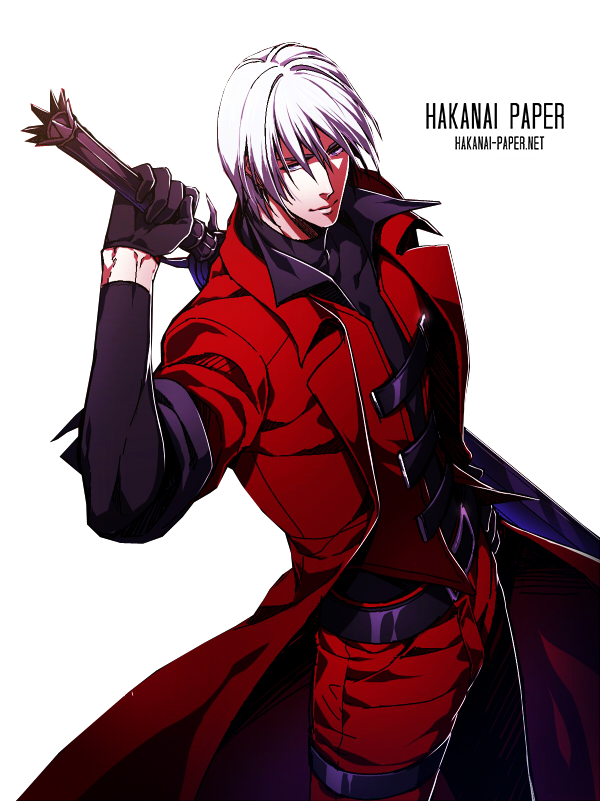 Anime devil png. May cry pngs renders