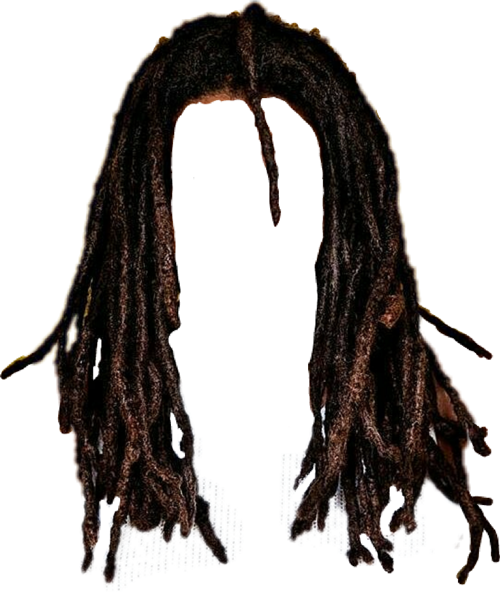 Anime dreads png. Dreadwig sticker by artwayward