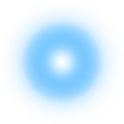 blue light effect png