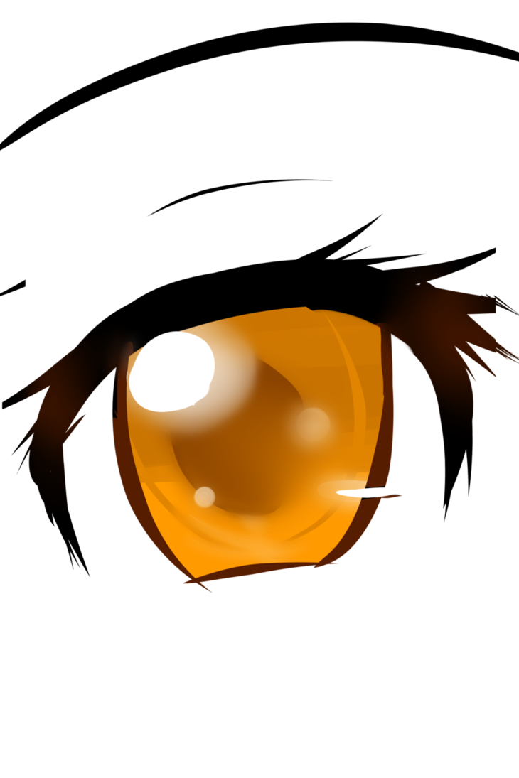 Anime eyebrow png. Eye vjhh style by