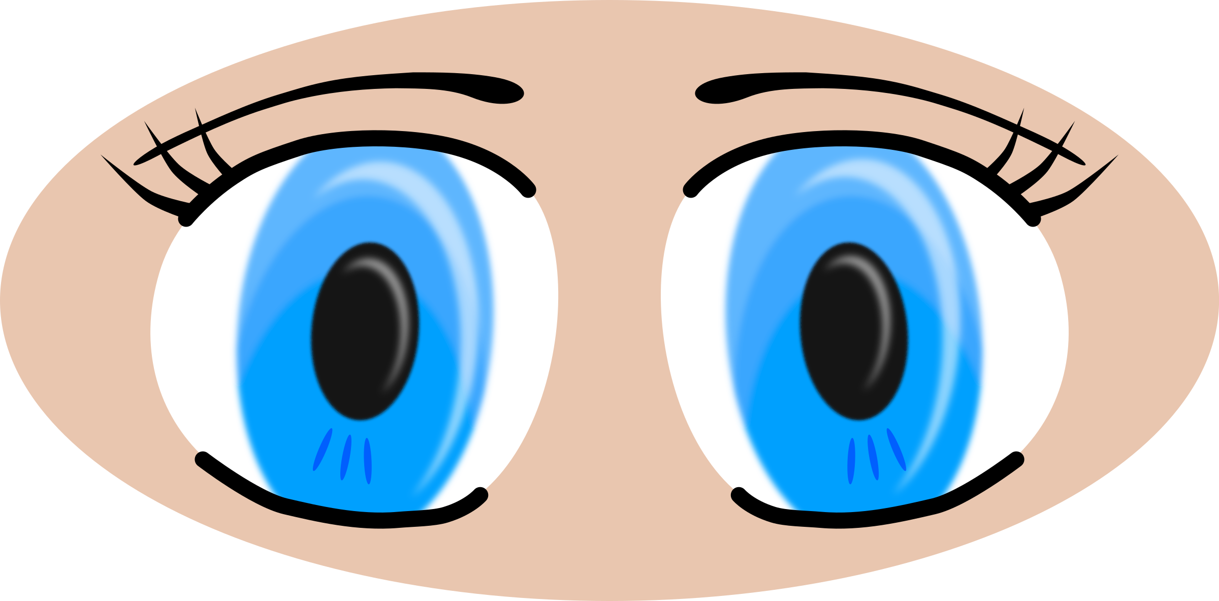 Anime eyes png. Icons free and downloads