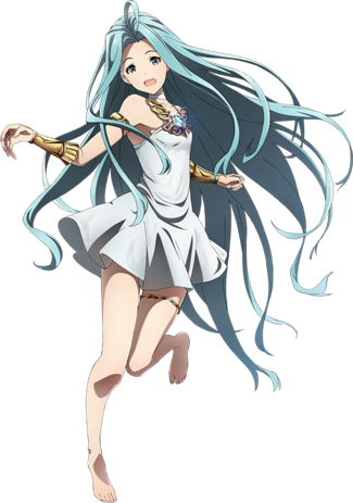 Anime falling png. Lyria granblue fantasy wiki