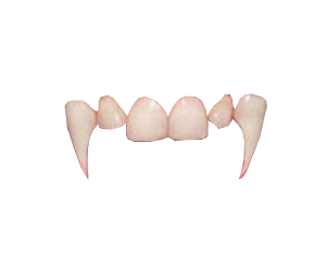 Anime fangs transparent png image. Vampire teeth background images