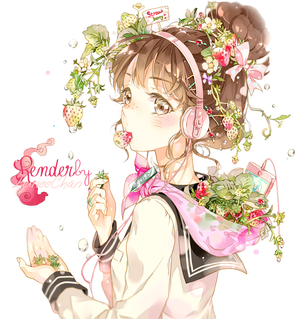 Anime flower png. Render tumblr google search