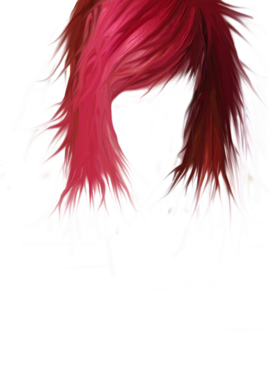 Anime girl hair png. Transparent images pluspng women