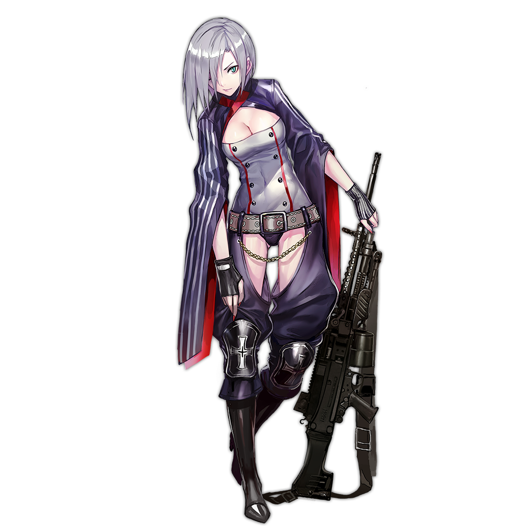Mg girls frontline wikia. Anime girl with gun png clip royalty free library