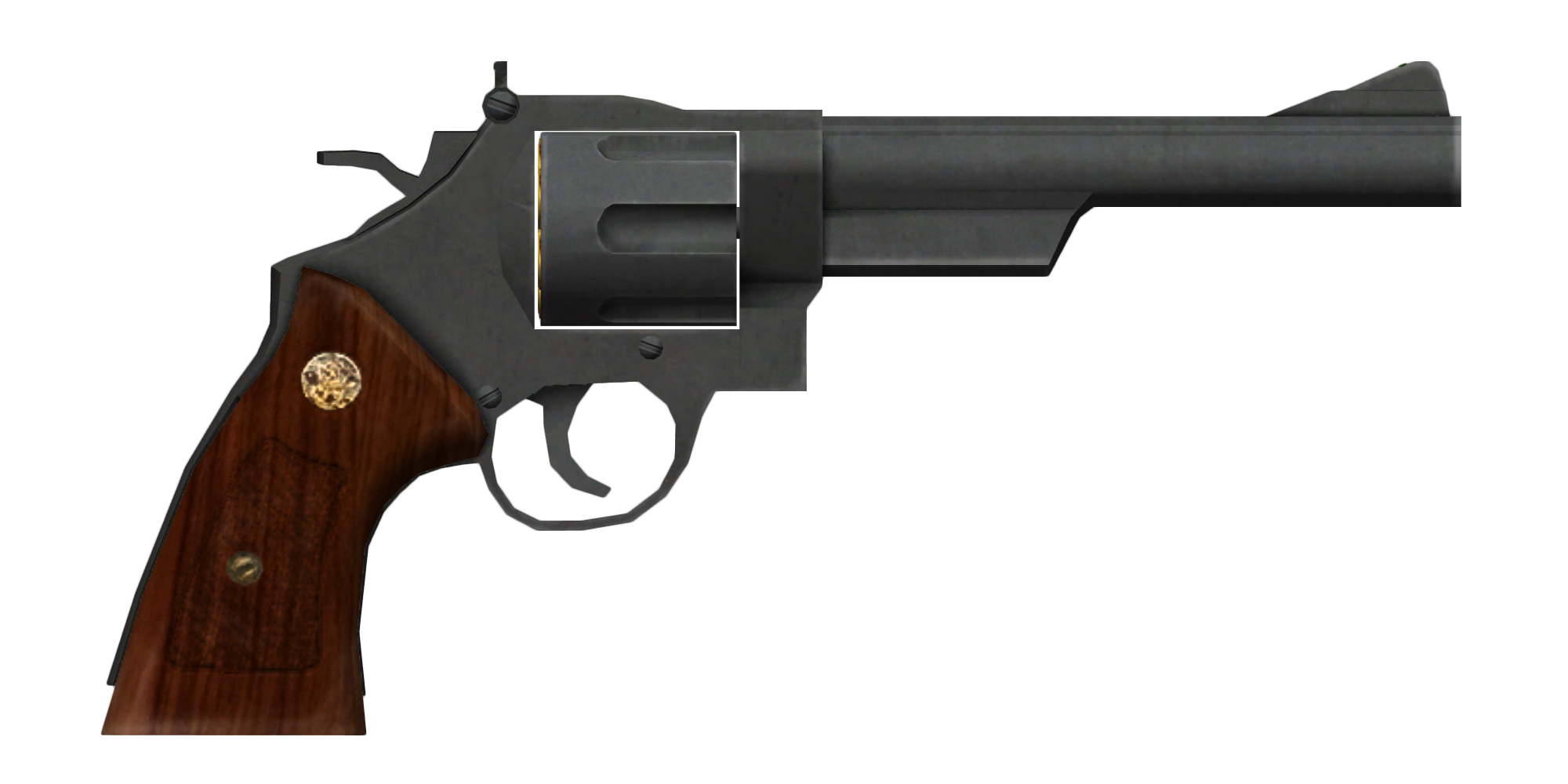 Anime gun revolver png. Image magnum with heavy