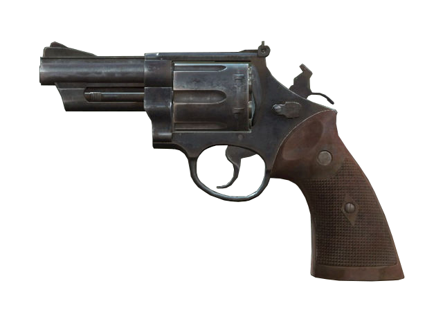 Barrel handgun
