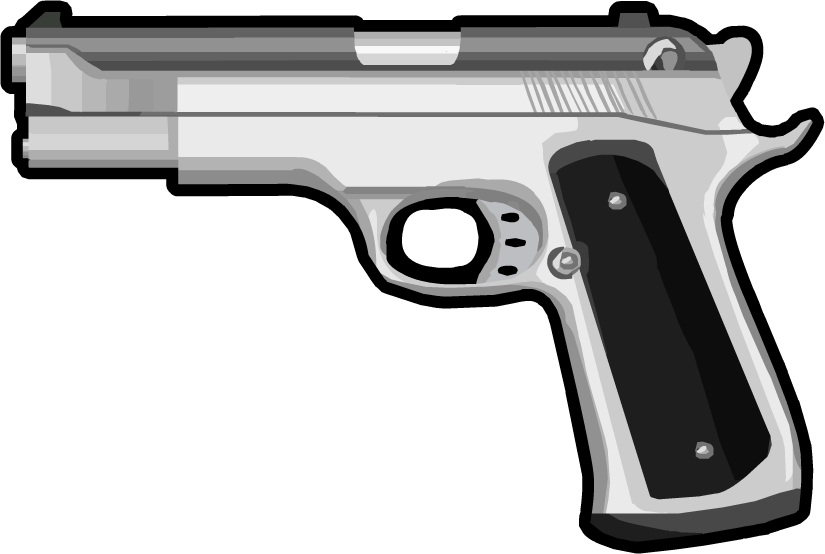 Anime gun revolver png. Image stronghold tags pistol