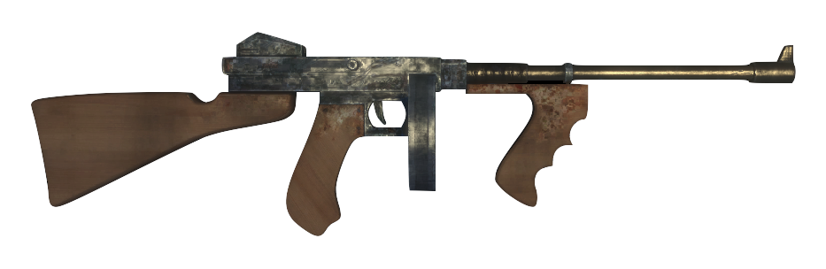 Firearm clip machine gun. Image png bioshock wiki