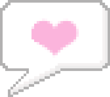Anime heart png. Pastel pink cute pixel