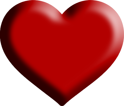 anime heart png (403x345)