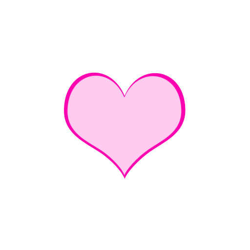 Anime heart png. Shapes eye texture